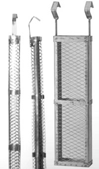 Anode Baskets And Anode Hooks Mba Manufacturing